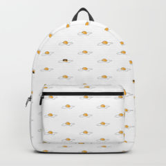 Cool Egg Backpack by Society6