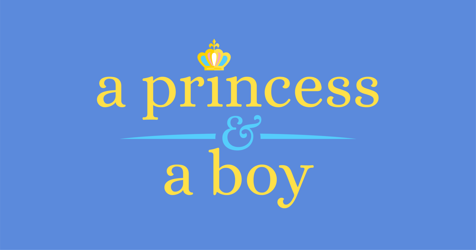 A Princess and a Boy by Stacey Lehane