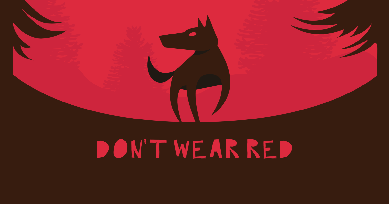Don't Wear Red by Stacey Lehane