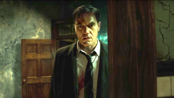 Michael Shannon as Richard Strickland in The Shape of Water