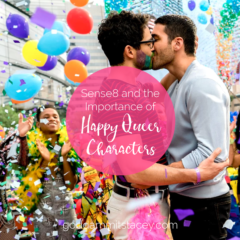 Sense8 and the Importance of Happy Queer Characters