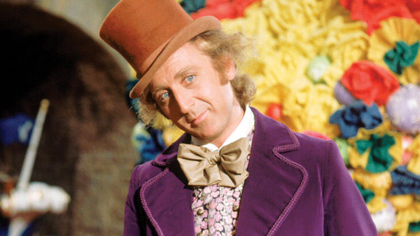 Gene Wilder's Willy Wonka