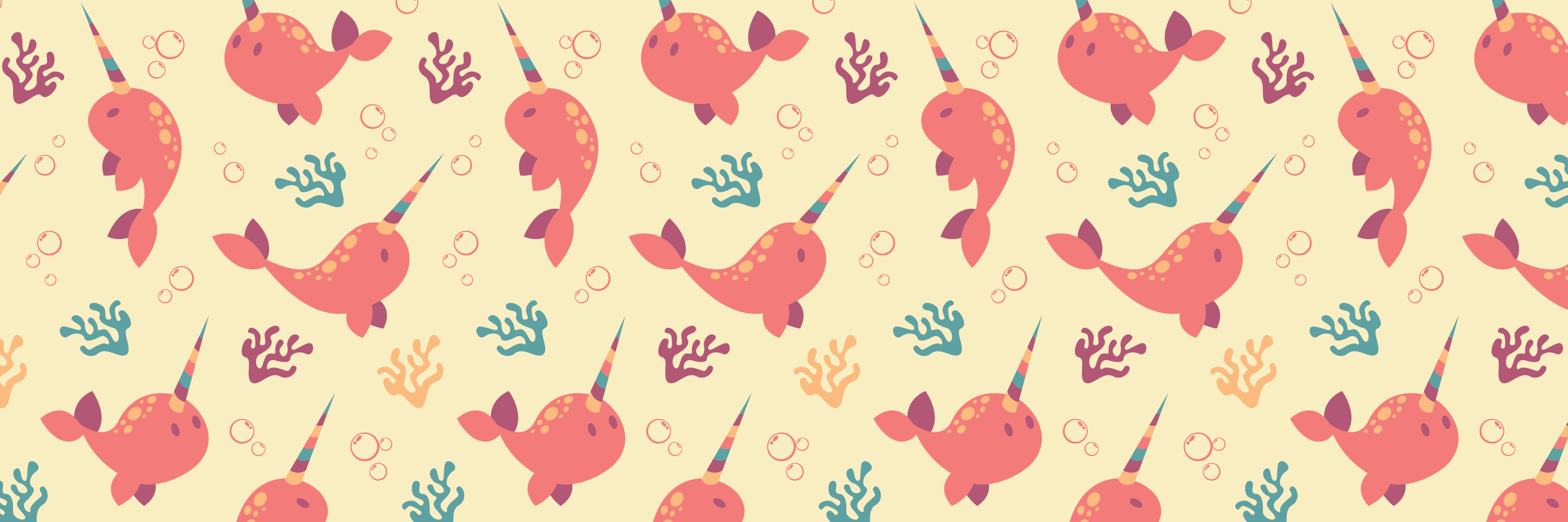 To the Window to the Narwhal pattern