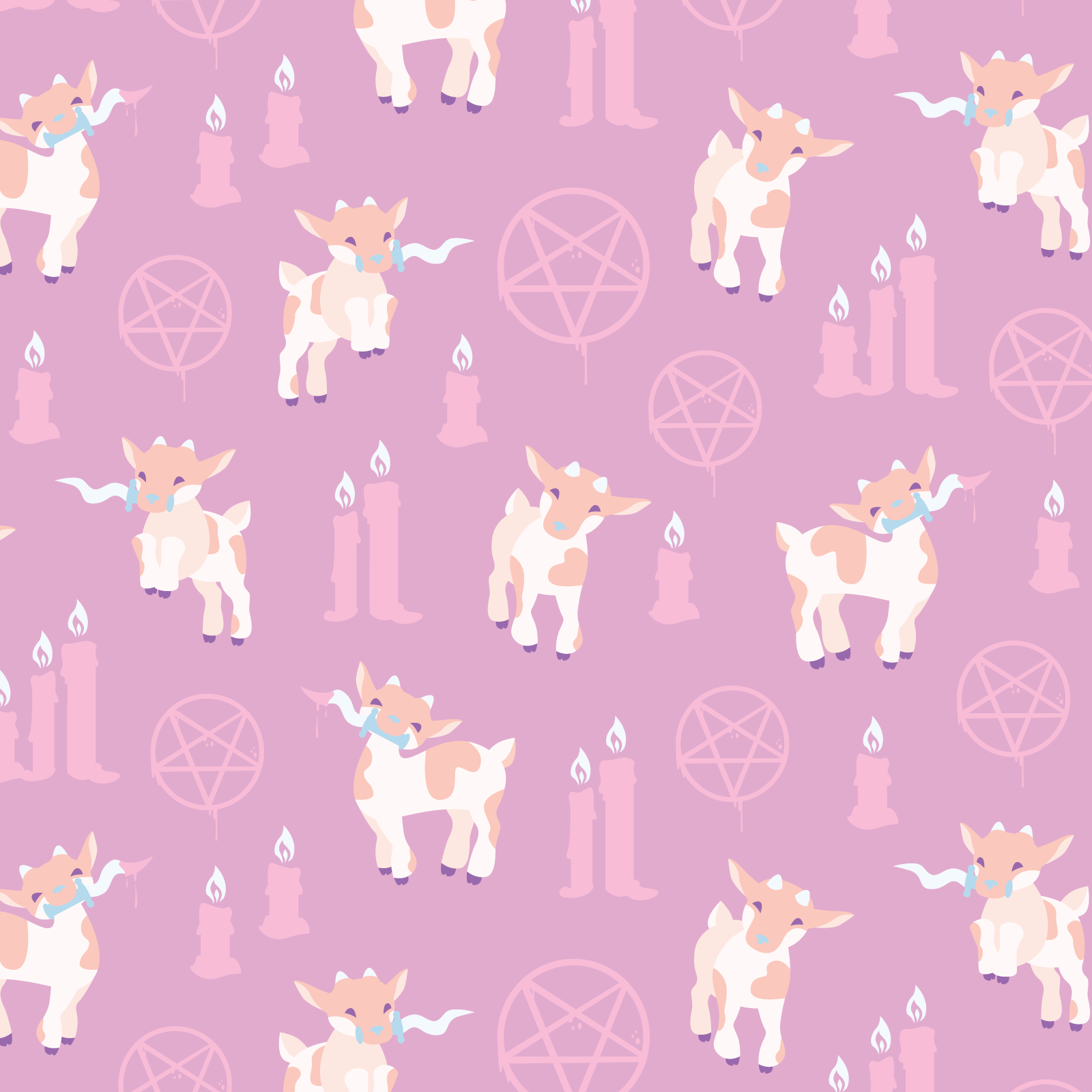 The Kids Are Alright Pattern