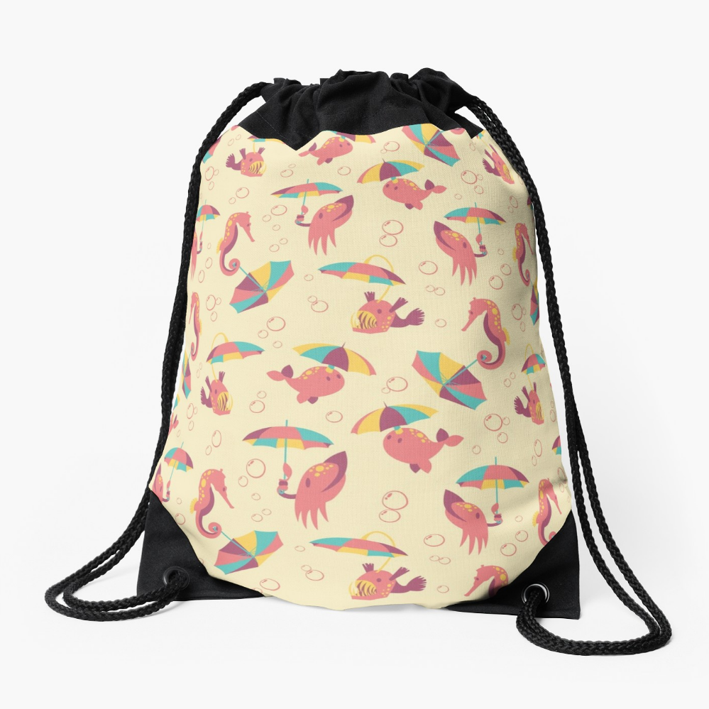 https://www.redbubble.com/people/goddammitstacey/works/34557755-a-chance-of-rain-coral-and-cream?asc=u&p=drawstring-bag&rel=carousel