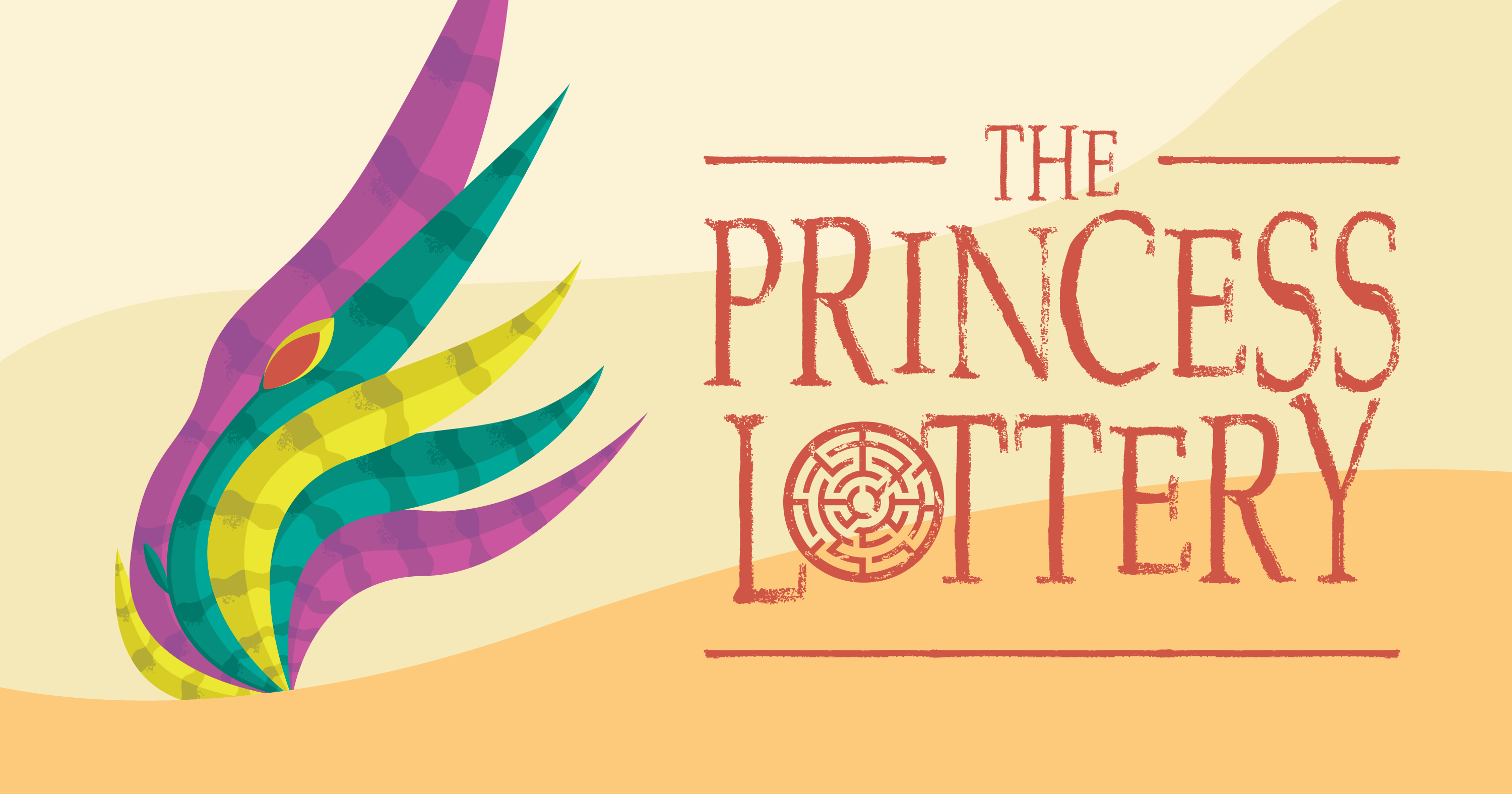 The Princess Lottery by Stacey Lehane